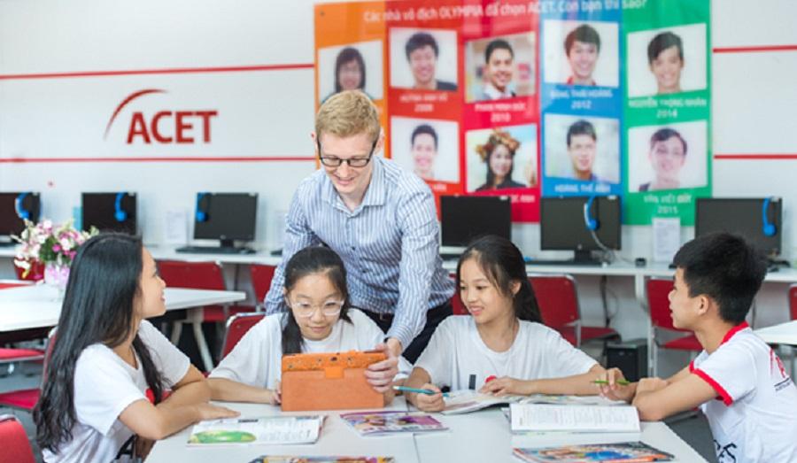 Top 15 trung tâm tiếng Anh IELTS tại Hà Nội ACET