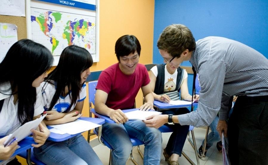 TOP 15 trung tâm tiếng Anh tốt nhất Hồ Chí Minh IEG
