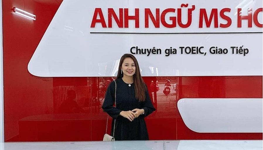 TOP 15 trung tâm luyện thi TOEIC tốt nhất Hồ Chí Minh Ms Hoa TOEIC