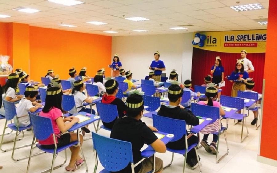 TOP 15 trung tâm tiếng Anh tại Hồ Chí Minh ILA