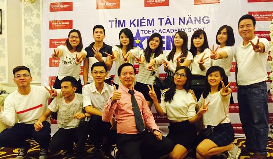 Toeic Academy trung tam tieng anh uy tín tại Hà Nội