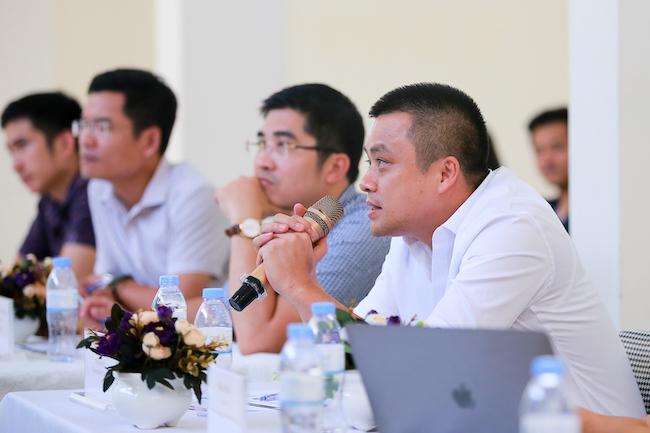 Tiến sĩ Phạm Minh Tuấn, CEO TOPICA Edtech Group.