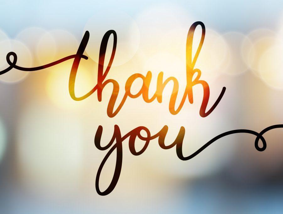 Cách cảm ơn bằng tiếng Anh
