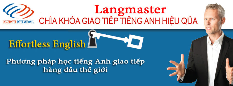 Trung tâm tiếng Anh Langmaster
