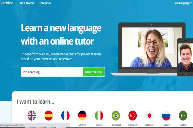 Verbling cho phép luyện nói tiếng Anh với người nước ngoài