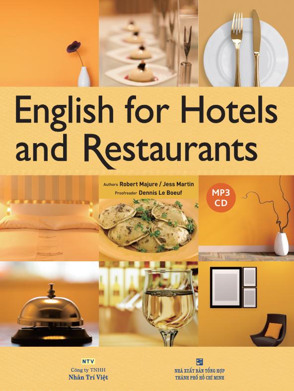 Tài liệu tiếng Anh chuyên ngành nhà hàng - khách sạn