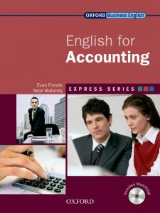 Oxford Business English: English for accounting