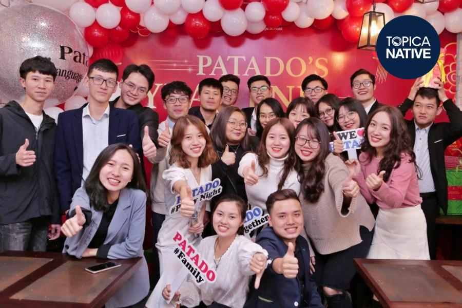 Patodo cung cấp một trong những khóa học tiếng Anh online tốt nhất hiện nay