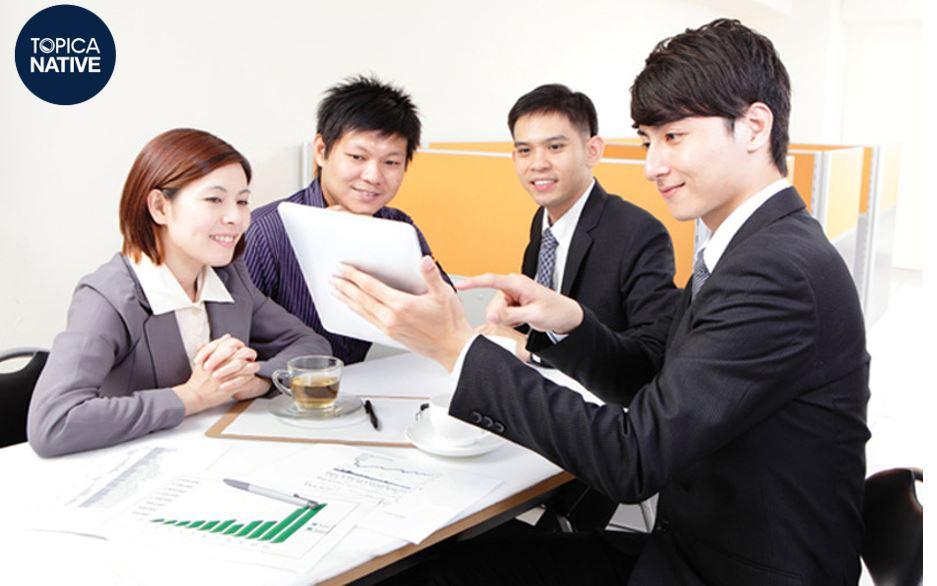 Trau đồi tiếng Anh chuyên ngành giúp tăng khả năng tiếp cận khách hàng