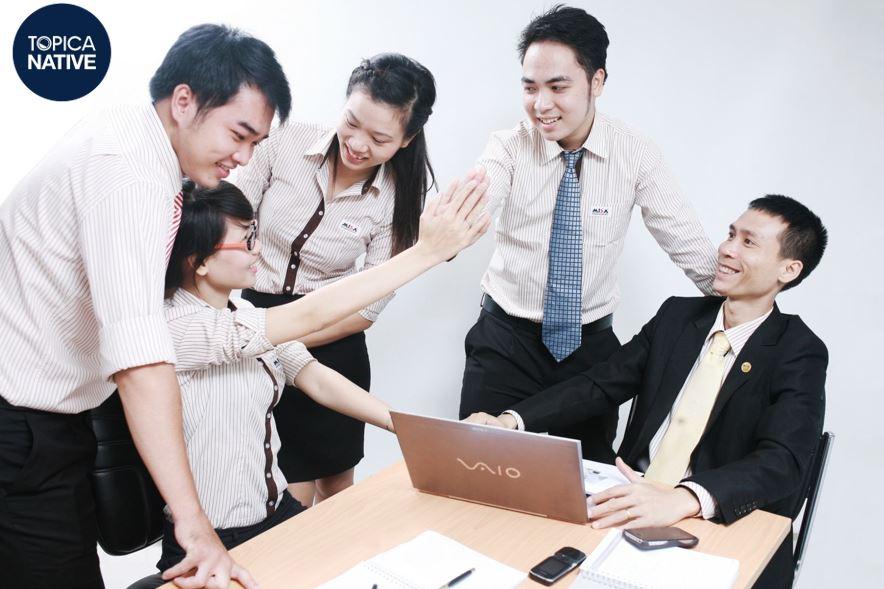 Ngành Sales có nhiều cơ hội thăng tiến trong công việc