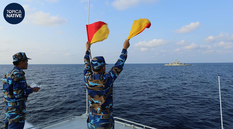 Hàng hải là một ngành đặc thù và thường xuyên cần sử dụng tiếng Anh