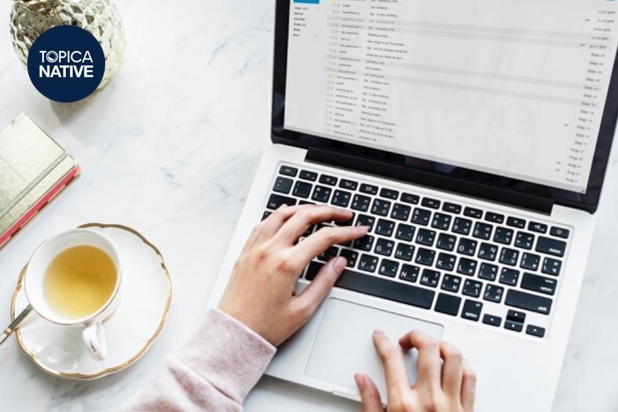 Viết email tiếng Anh xin thư giới thiệu cần sự khéo léo nhất định
