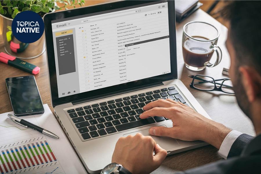 Cấu trúc email tiếng Anh chuẩn mực giúp bạn tự soạn thảo email tốt hơn