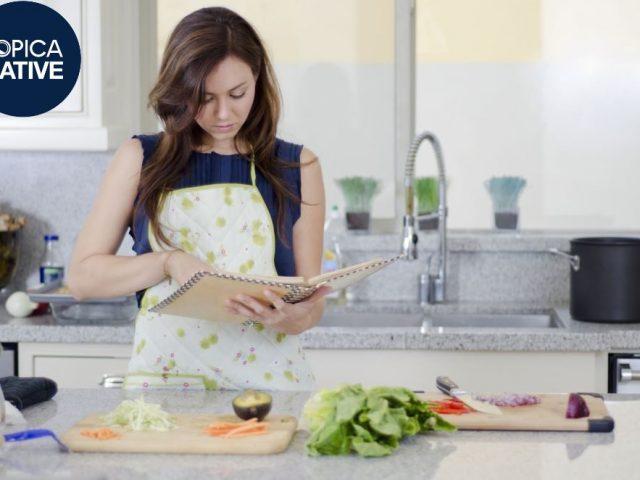 Học từ vựng tiếng Anh về nấu ăn