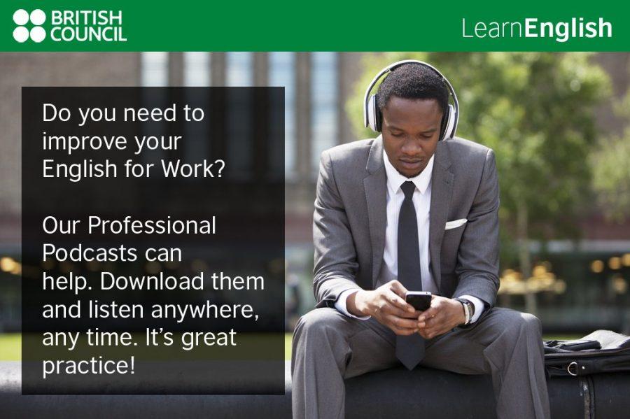 Hãy thử chọn cho mình một ứng dụng luyện nghê tiếng Anh để thực hành theo