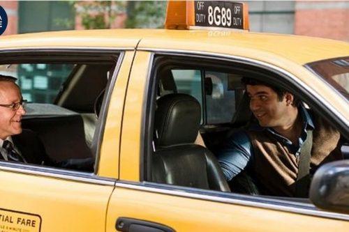 hội thoại taxi