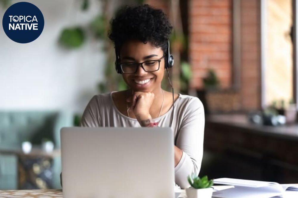 Học online giúp bạn tự tin thoải mái thời gian