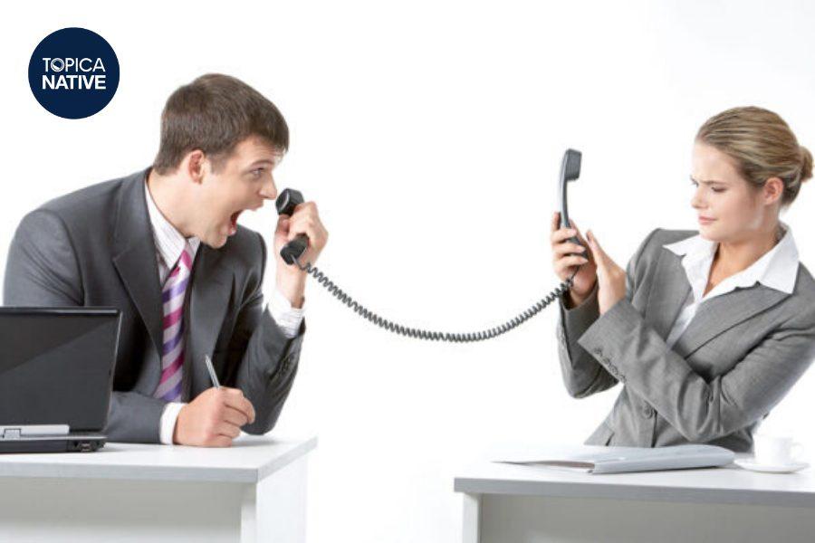 Tiếng Anh giao tiếp cho người đi làm tình huống giải quyết khiếu nại