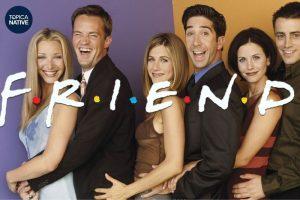 Học tiếng anh qua phim Friends