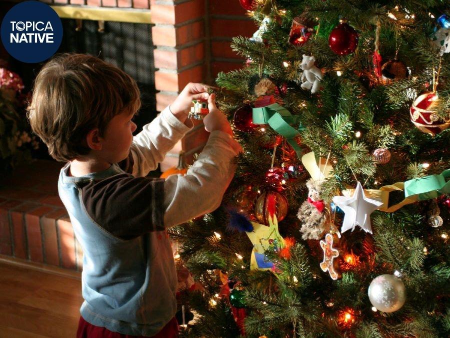 Học từ vựng tiếng Anh trang trí Giáng Sinh
