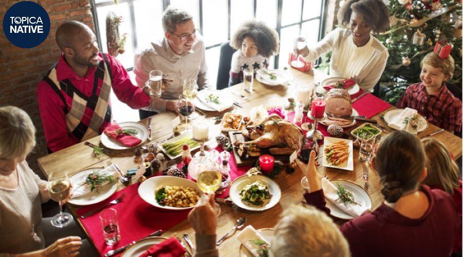 Học từ vựng tiếng Anh qua các món ăn truyền thống Giáng Sinh