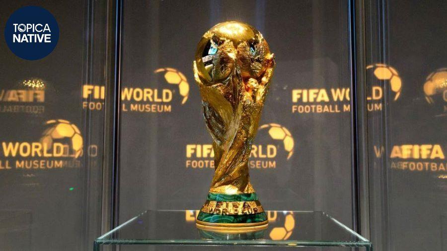 Học từ vựng tiếng Anh về thể thao- cúp FIFA World Cup