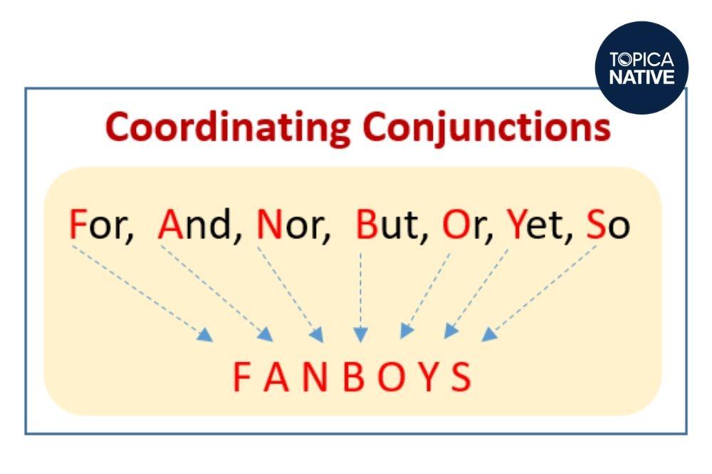Liên từ kết hợp trong tiếng Anh
