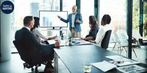 Bạn có chắc vốn từ tiếng Anh cho người đi làm của mình đủ để giới thiệu một cách ấn tượng về nơi làm việc cho người nghe?