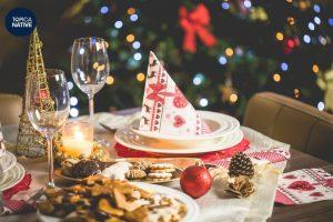 Giáng sinh là lễ hội tuyệt vời nhất của năm để sum vầy và hội họp!