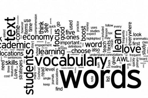 Từ vựng tiếng Anh theo chủ đề