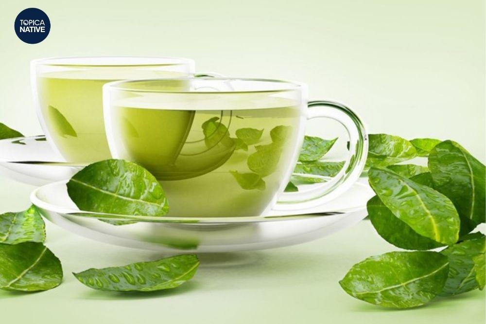 cà khịa trà xanh