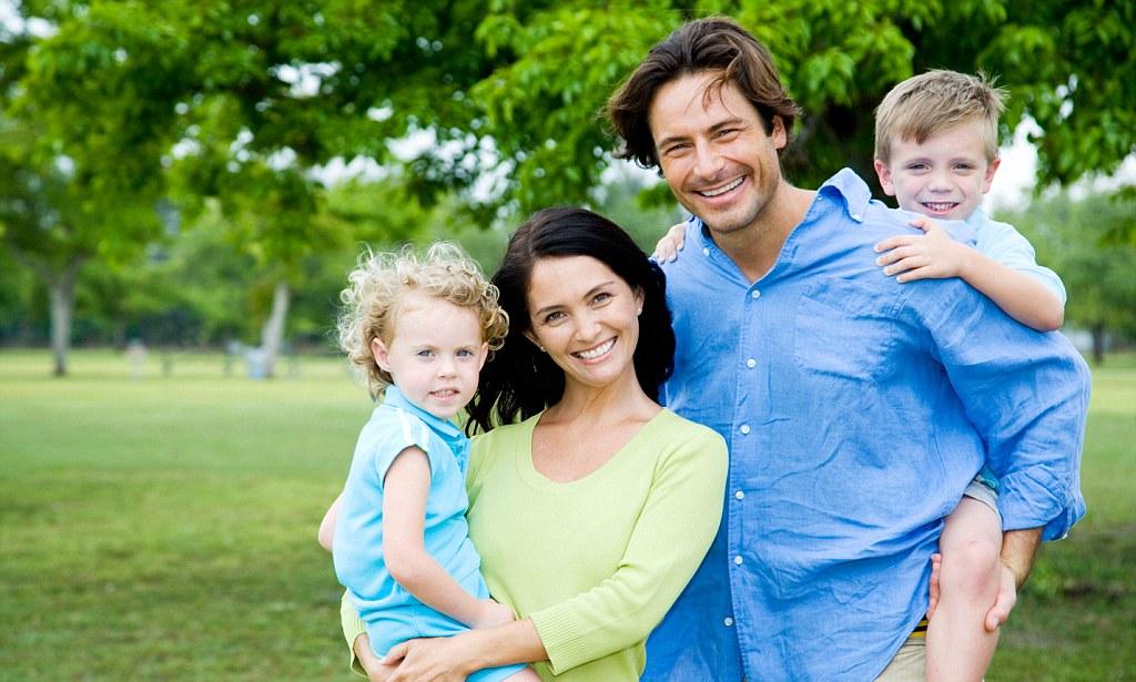 Các từ vựng về gia đình trong tiếng Anh