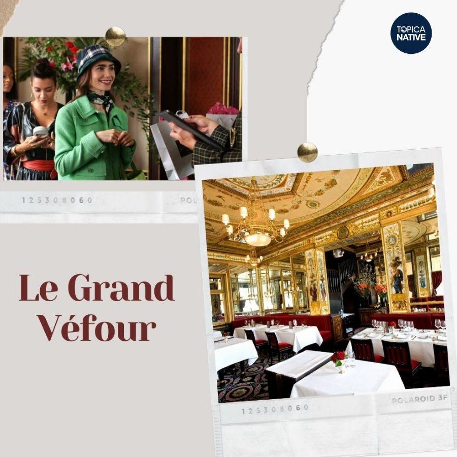 Nhà hàng Le Grand Véfour