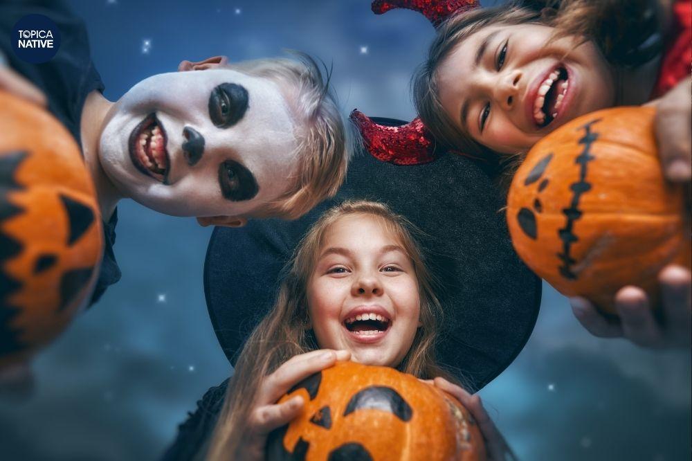 thành ngữ halloween