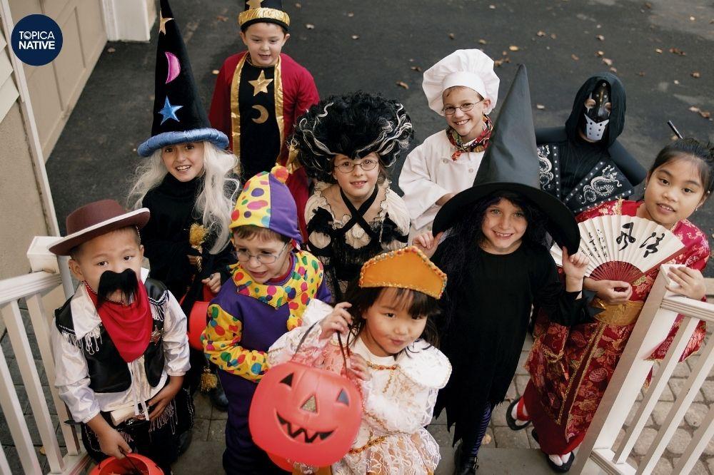 từ vựng chủ đề halloween