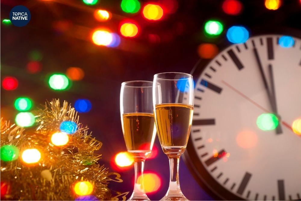 Năm mới là dịp lễ quan trọng nhất trong năm nên rất hay xuất hiện trong giao tiếp Tiếng Anh