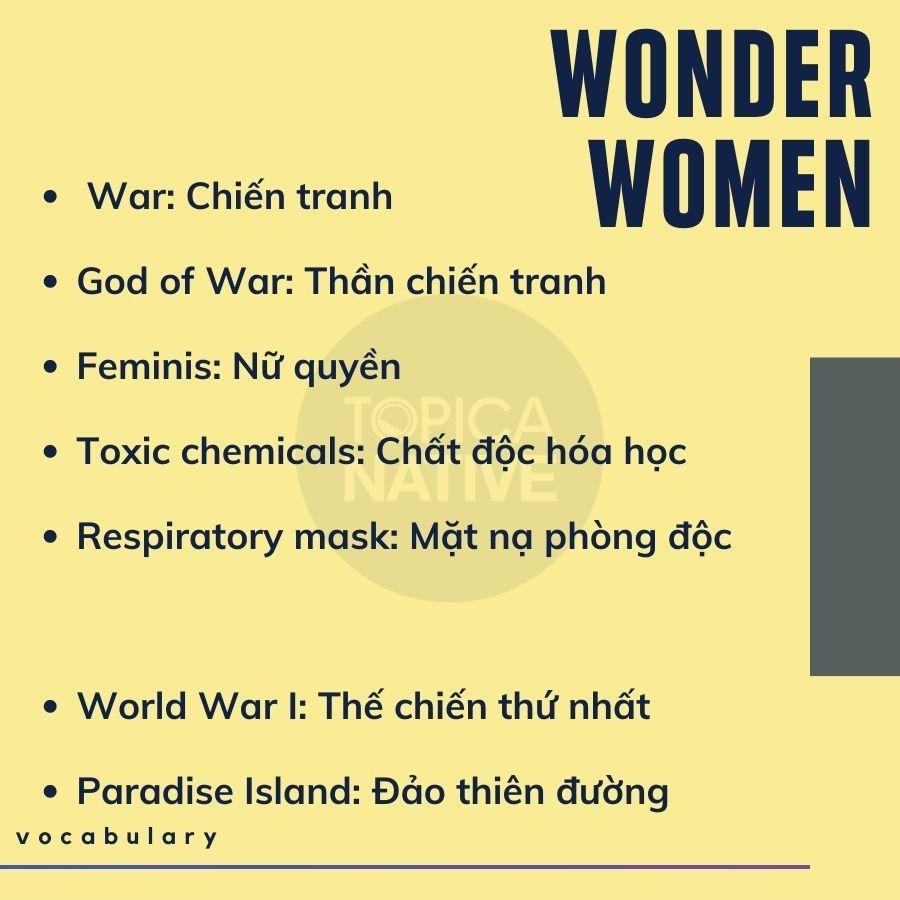 Nếu bạn muốn một bộ phim ấm lòng, tươi sáng mà vẫn có nhiều hành động, thì hãy xem Wonder Woman 1984.