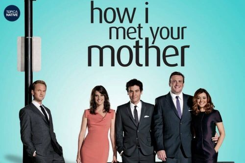 Học Tiếng Anh qua phim How I met your mother
