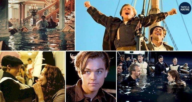 Bạn có thể học Tiếng Anh qua nhiều phân cảnh nổi tiếng khác trong phim Titanic
