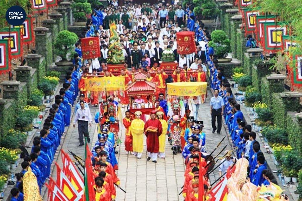 Ngày Giỗ tổ Hùng Vương là một truyền thống lâu đời của Việt Nam