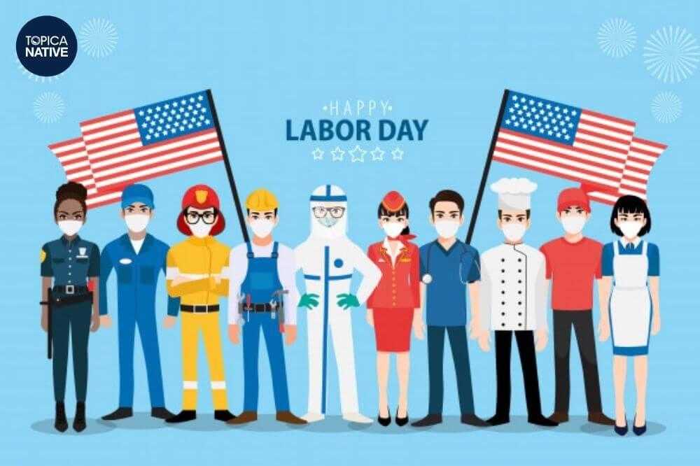 Quốc tế lao động là một ngày lễ phổ biến trên thế giới