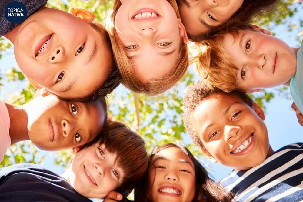 Happy International Children's Day