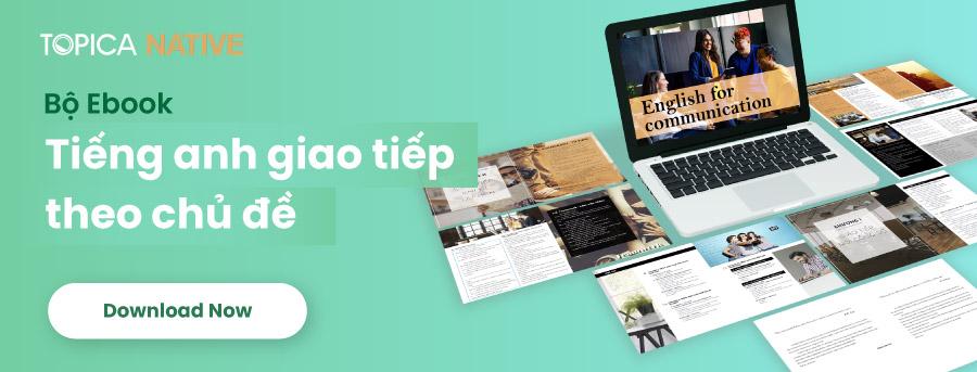 Học tiếng Anh với TOPICA Native